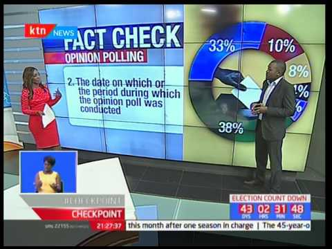Fact check: Publication of electoral opinion polls