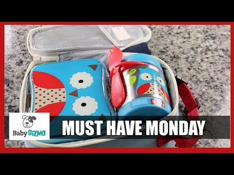 School Lunch Ideas  Baby Gizmo Must Have Monday  EPISODE 6