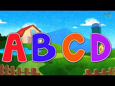 abc song  Alphabets Song  nursery rhymes kids tv  kids tv abc song