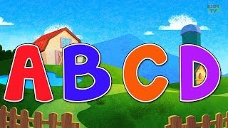 abc song | Alphabets Song | nursery rhymes kids tv | kids tv abc song