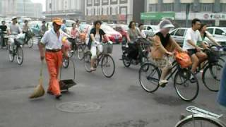 Bicycles Tianjin China