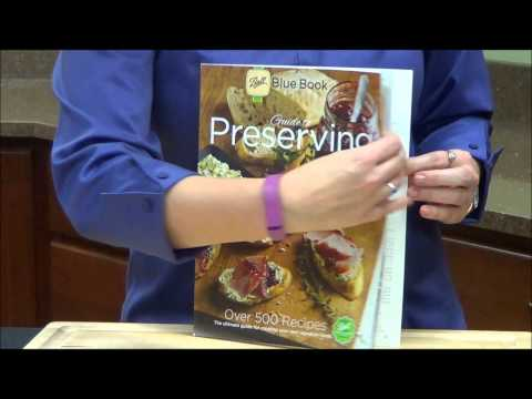 Ball® Blue Book Guide To Preserving