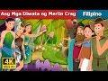 ang mga diwata ng merlin crag kwentong pambata filipino fairy tales