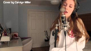 Do You Want to Know a Secret by The Beatles- Cover by Carolyn Miller