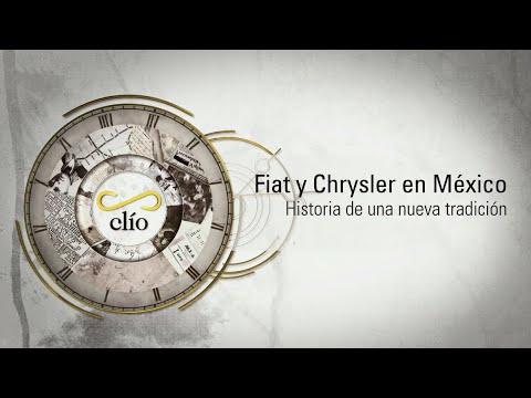FIAT y Chrysler en México | Historia de una nueva tradición.