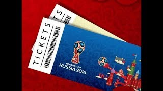 Guía de como conseguir boletos para el Mundial Rusia 2018