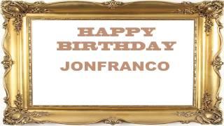 Jonfranco   Birthday Postcards & Postales - Happy Birthday
