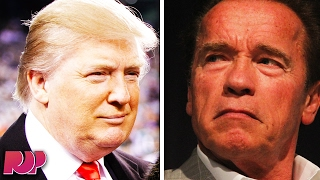 Arnold Schwarzenegger vs Donald Trump