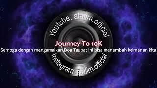Doa Amalan Harian - Doa Taubat [ atalim official ]