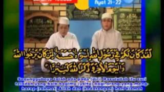 qori indonesia h muammar z a dan h chumaidi berduet 6 part 1 flv youtube