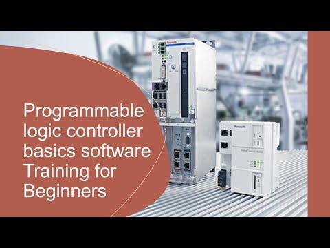 PLC programming basics  Software Training for Beginners   YouTube