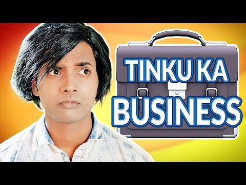 Tinku Ka Business | Hindi Comedy Video | Pakau TV Channel