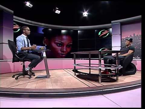 Andile Ncube interviews actor Vuyo Dabula
