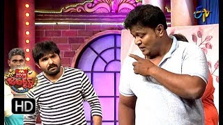 Chalaki Chanti Performance   Extra Jabardasth   5th October 2018   ETV Telugu