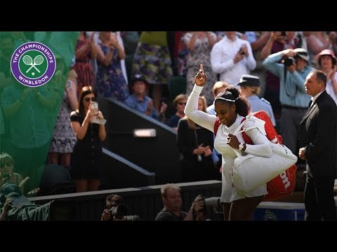 Serena Williams vs Camila Giorgi | Wimbledon 2018 | Full Mat