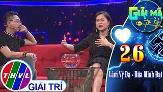 THVL | Hứa Minh Đạt chia sẻ thói quen hôn các thành viên trước khi ra khỏi nhà | Giải mã tri kỷ