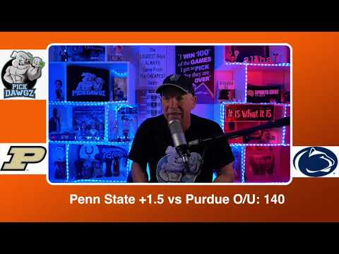 Penn State vs Purdue 2/26/21 Free College Basketball Pick and Prediction CBB Betting Tips