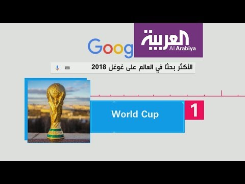 تفاعلكم | المواضيع الأكثر بحثا في العالم على غوغل 2018  - 20:54-2018 / 12 / 13