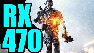 battlefield 4 rx 470 4gb oc multiplayer 1080p ultra settings 2xmsaa   frame rate test