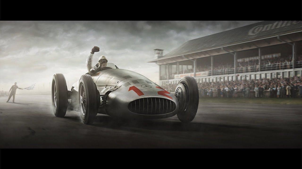Spectacular Silver Arrows Project Mercedes Benz Original