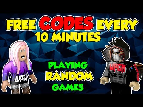 Roblox Live Free Toy Codes For Subs Every 10 Minutes
