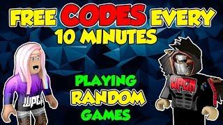 🔴 ROBLOX LIVE - Codes de jouets gratuits pour sous-marins toutes les 10 minutes