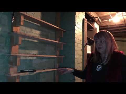 Ghost Interrupts and Messes with Camera While Filming TV Show Paranormal Apprentice Promo