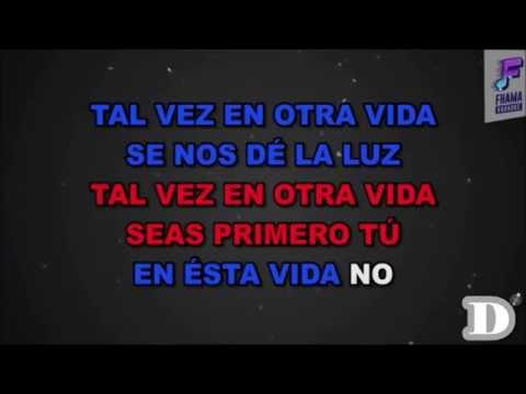 Sin Bandera - En Ésta No KARAOKE