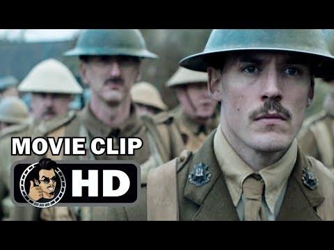 JOURNEY'S END Movie Clip  - Soldiers (2017) TIFF War Drama Film HD