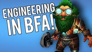 Why I NEED Engineering Prof In BFA! - WoW Legion 7.3.5