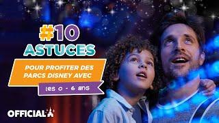En famille à Disneyland Paris ! TOP 10 des astuces pour vos enfants