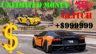 *UPDATED* UNLIMITED MONEY GLITCH NFS PAYBACK!