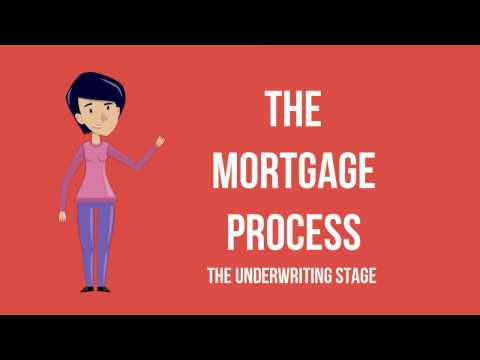 The Mortgage Process - The Underwriting Stage