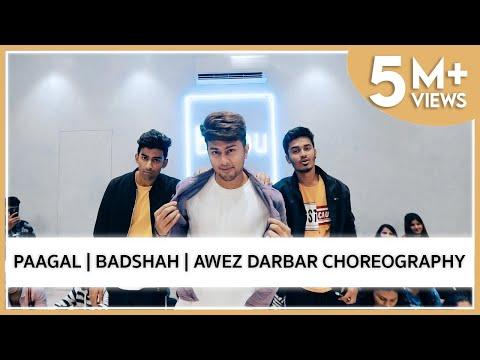 paagal-|-badshah-|-awez-darbar-choreography