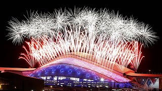 Sochi, Russia - The Amazing Fisht World Cup Stadium, and an Evening in Sochi!