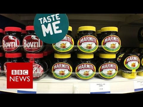 'Marmitegate' explained in 60 seconds - BBC News