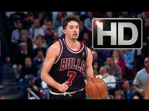 [HD] Toni Kukoc - TOP 10 PLAYS Ⓒ 2017 [Hall of Fame Video]