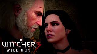 The Witcher 3: Wild Hunt Tribute 'Geralt u0026 Yennefer' [HD]