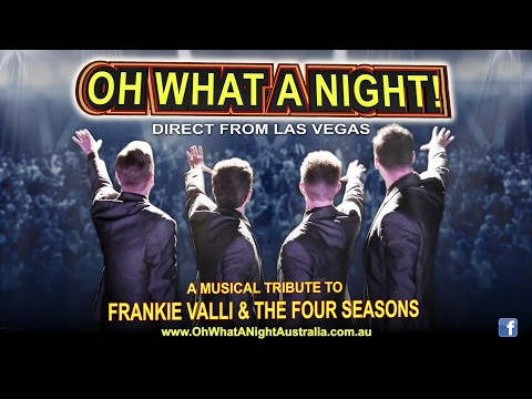 Oh What A Night! 2017 - Ian B Allen - Twin Towns Clubs & Resorts