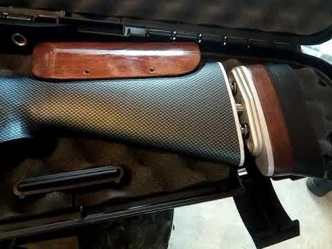 Remington 1100 competition mods