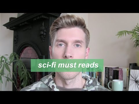 5 cornerstone sci-fi books || must-reads