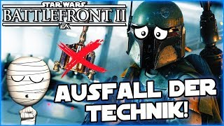 Ausfall der Technik! - Star Wars Battlefront II #155 - Lets Play deutsch Tombie