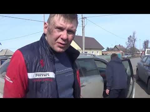 В Промышленновском районе сотрудники ГИБДД по горячим следам задержали нетрезвого автоугонщика