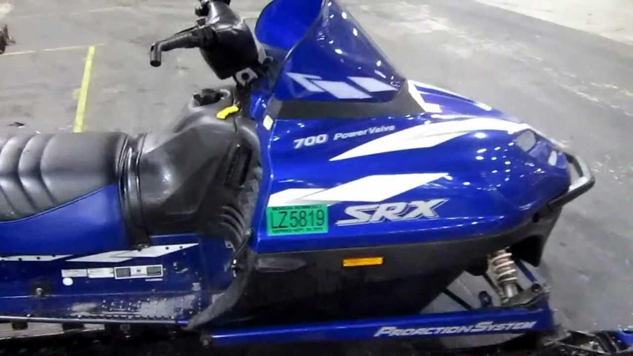 Yamaha  Triple Snowmobile Specs