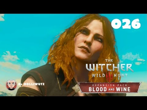 Blood and Wine #026 - Die Hexe vom Luchsfelsen [XBO][HD] | Let's play The Witcher 3
