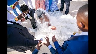 The Hammond Wedding  (Christ Centered Wedding)