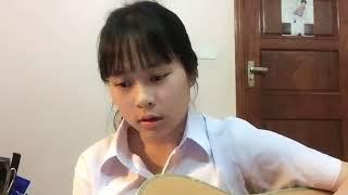 Trong Trí Nhớ Của Anh by Trần Kiều Yến Linh Guitar COVER 2018