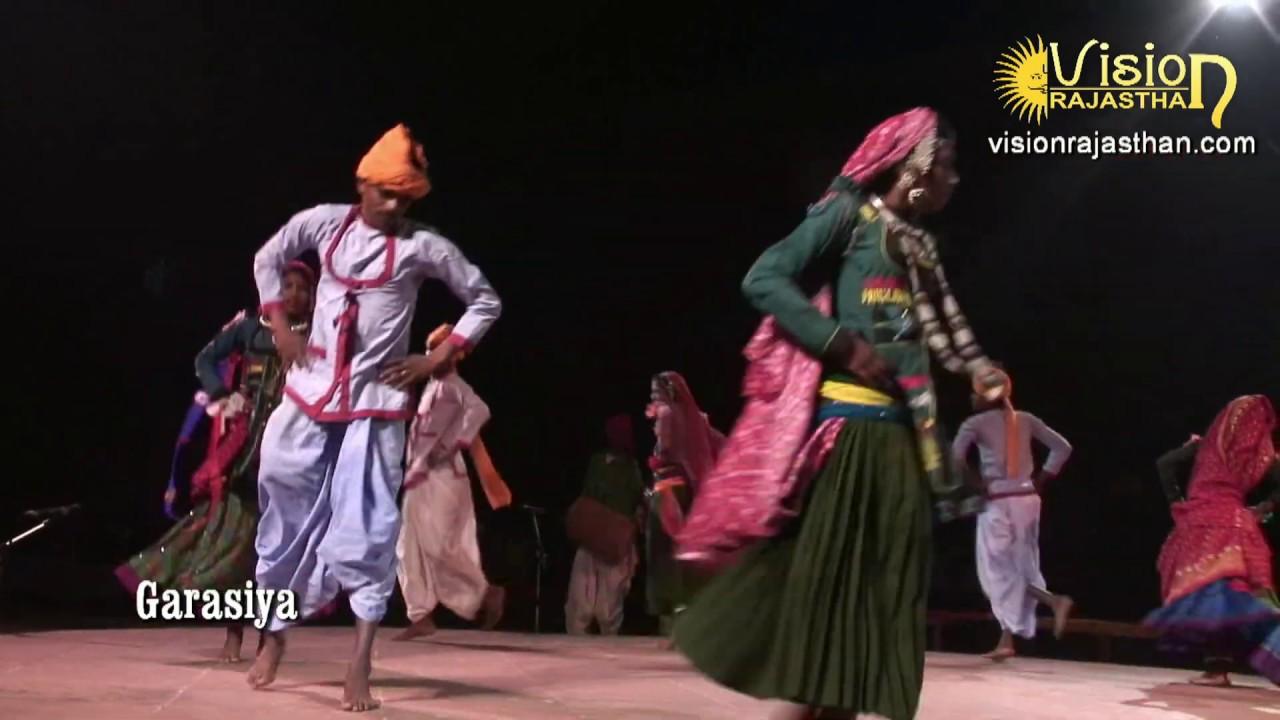 Garasiya dance, Rajasthan