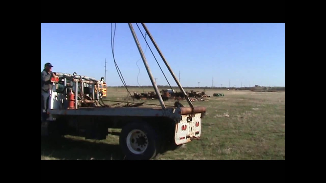 Gin pole truck bed for sale | sold at auction April 30 ...