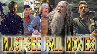 15 Must-See Fall Movies: Dumb & Dumber, Hobbit & More!